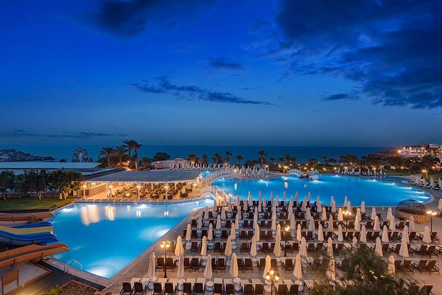 Acapulco Beach Club Hotel East Kyrenia