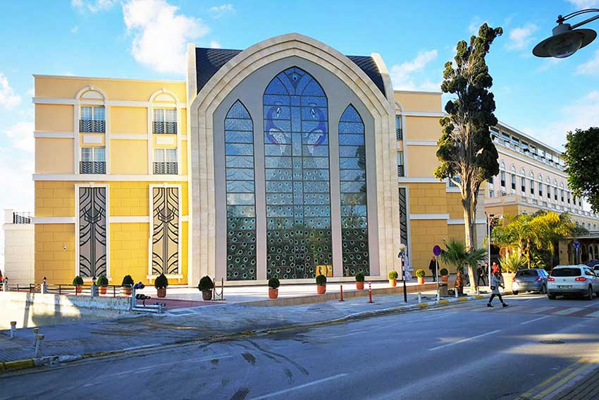 Elexus Hotel & Resort & Spa Kyrenia, North Cyprus
