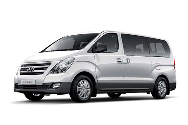 Hyundai H1 (8 Seater) Luxury Cyprus