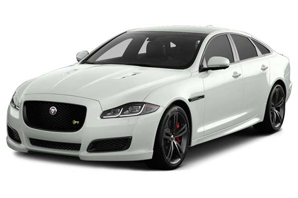 Jaguar XJ LWB - Luxury Cyprus
