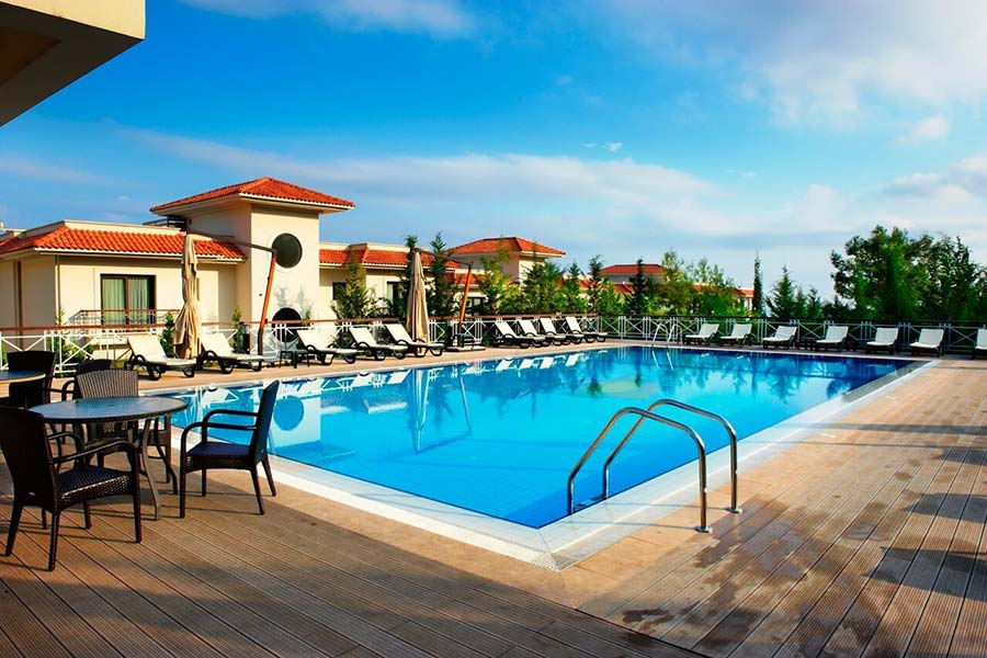 Korineum golf resort boutique hotel kyrenia northern for Boutique hotels cyprus