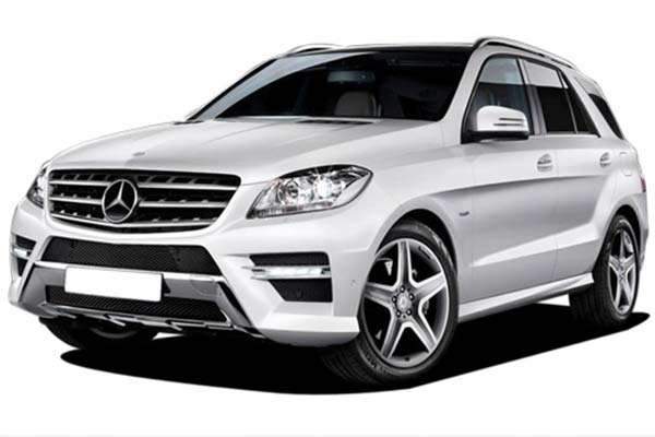 Mercedes ML 250 Luxury Cyprus
