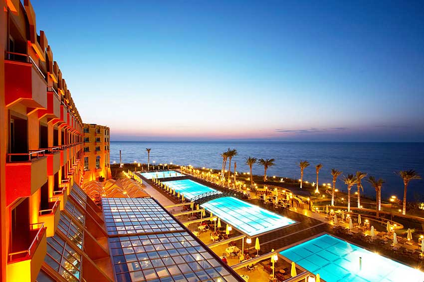 Merit Park Hotel Kyrenia Cyprus North Cyprus